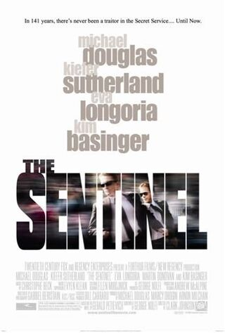 The Sentinel (2006) Main Poster