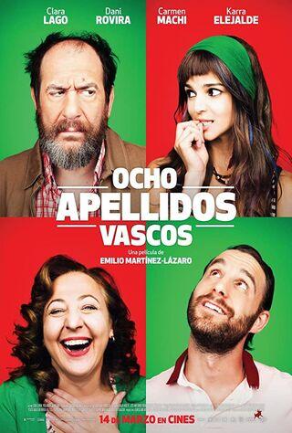 Ocho Apellidos Vascos (2014) Main Poster