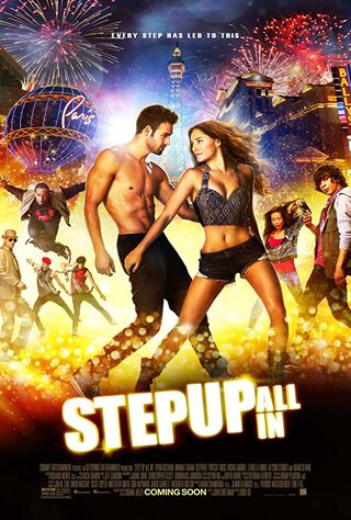 Step Up All In (2014) Main Poster