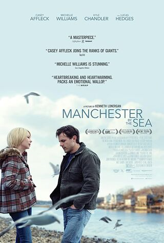 Manchester By The Sea (2016) Main Poster