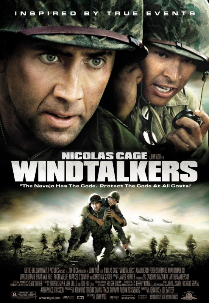 Windtalkers (2002) Poster #1