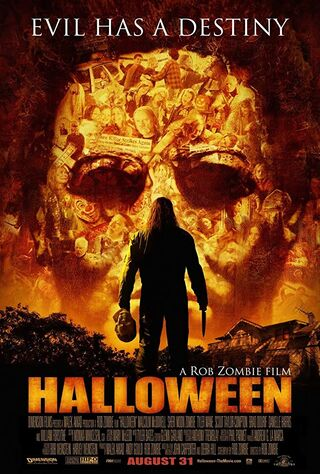 Halloween (2007) Main Poster