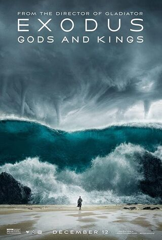 Exodus: Gods and Kings (2014) Main Poster