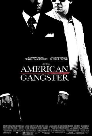 American Gangster (2007) Main Poster