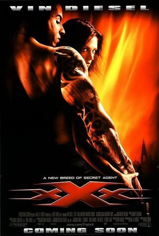 xXx (2002) Main Poster