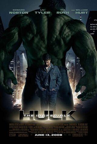 The Incredible Hulk (2008) Main Poster