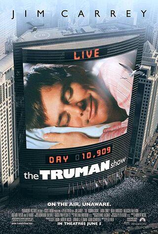 The Truman Show (1998) Main Poster