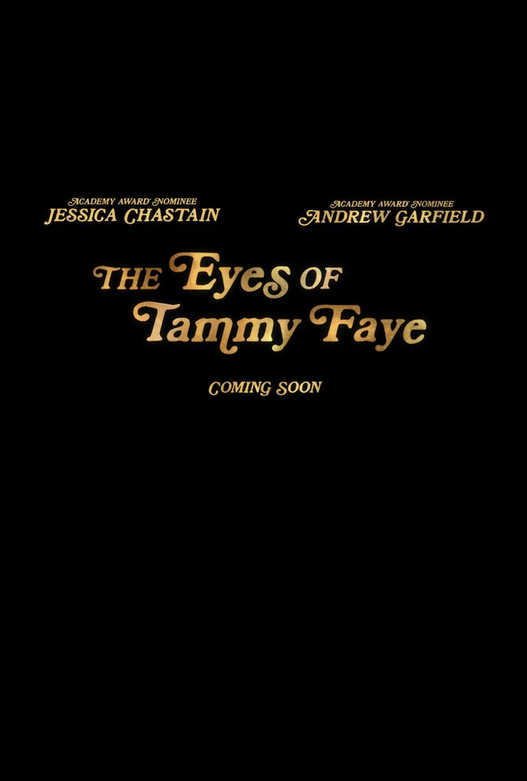The Eyes Of Tammy Faye (2021) Poster #2