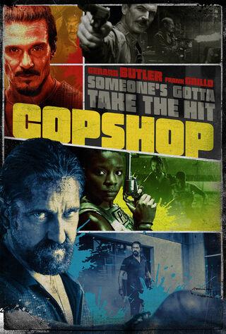 Copshop (2021) Main Poster