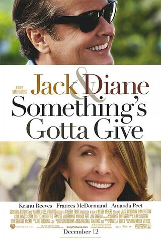 Something's Gotta Give (2003) Main Poster