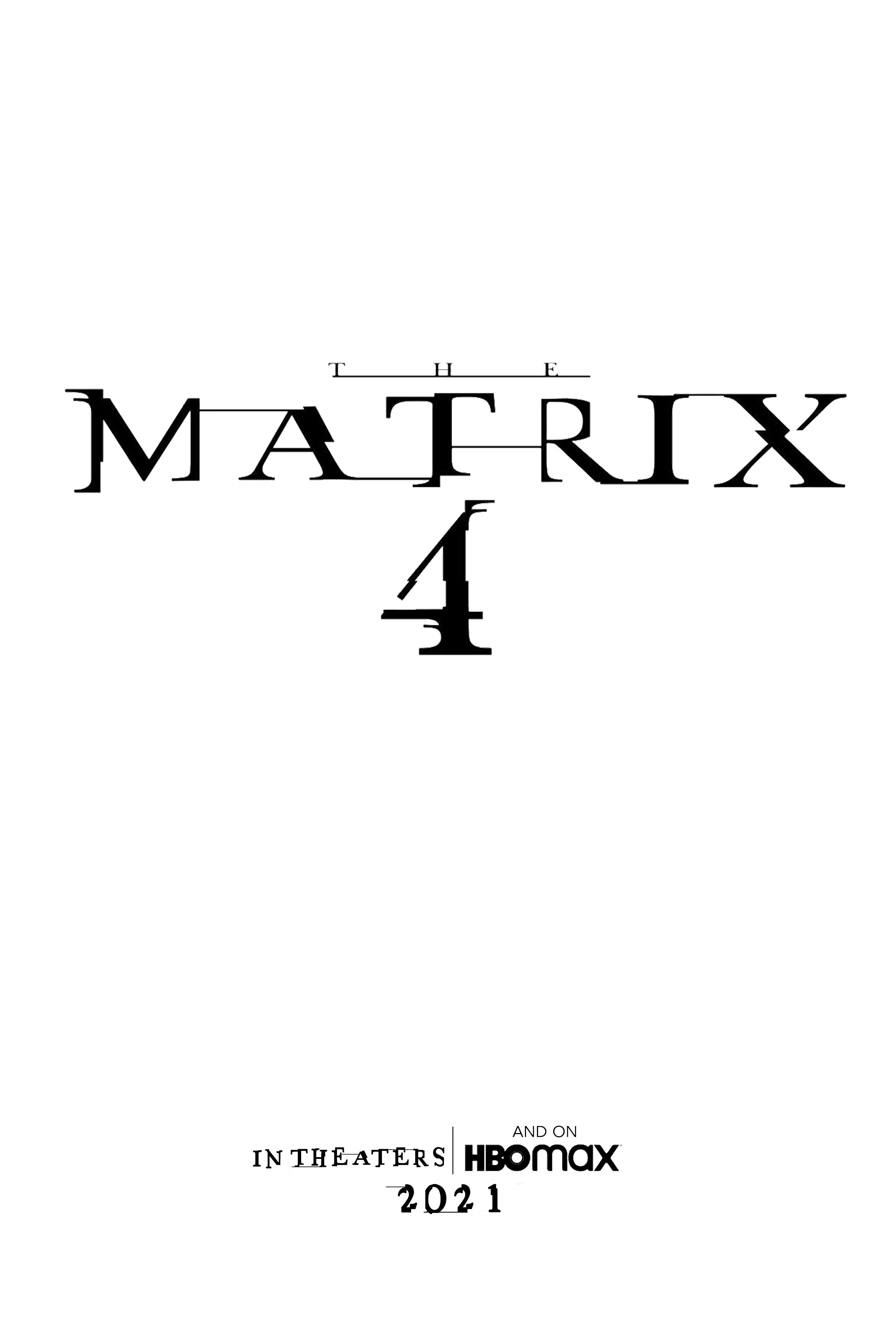 The Matrix Resurrections (2021) Poster #4