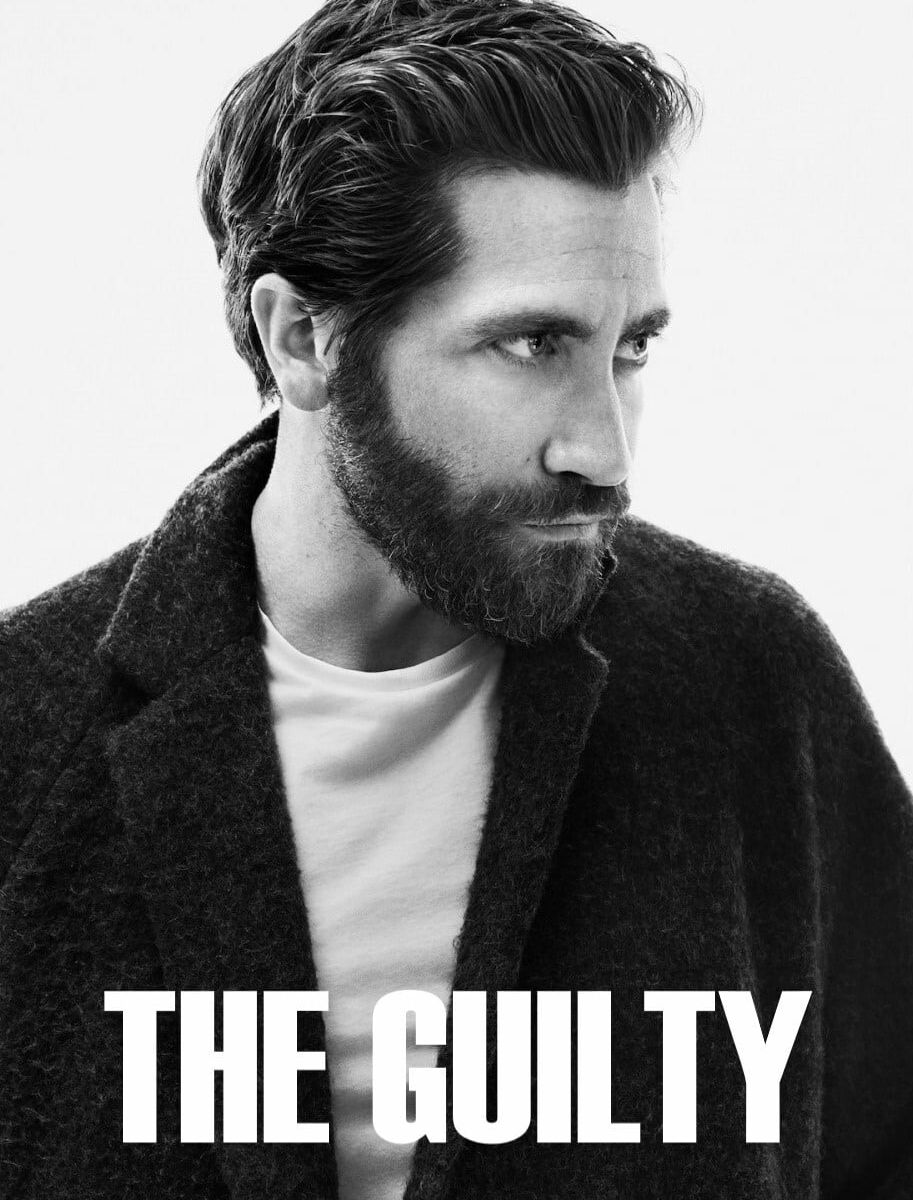 The Guilty (2021) Main Poster