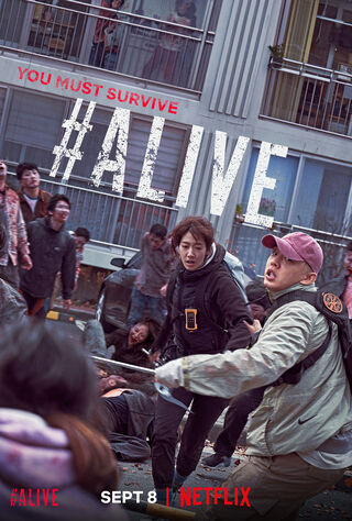 #Alive (2020) Main Poster