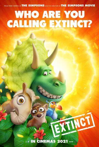 Extinct (2021) Main Poster