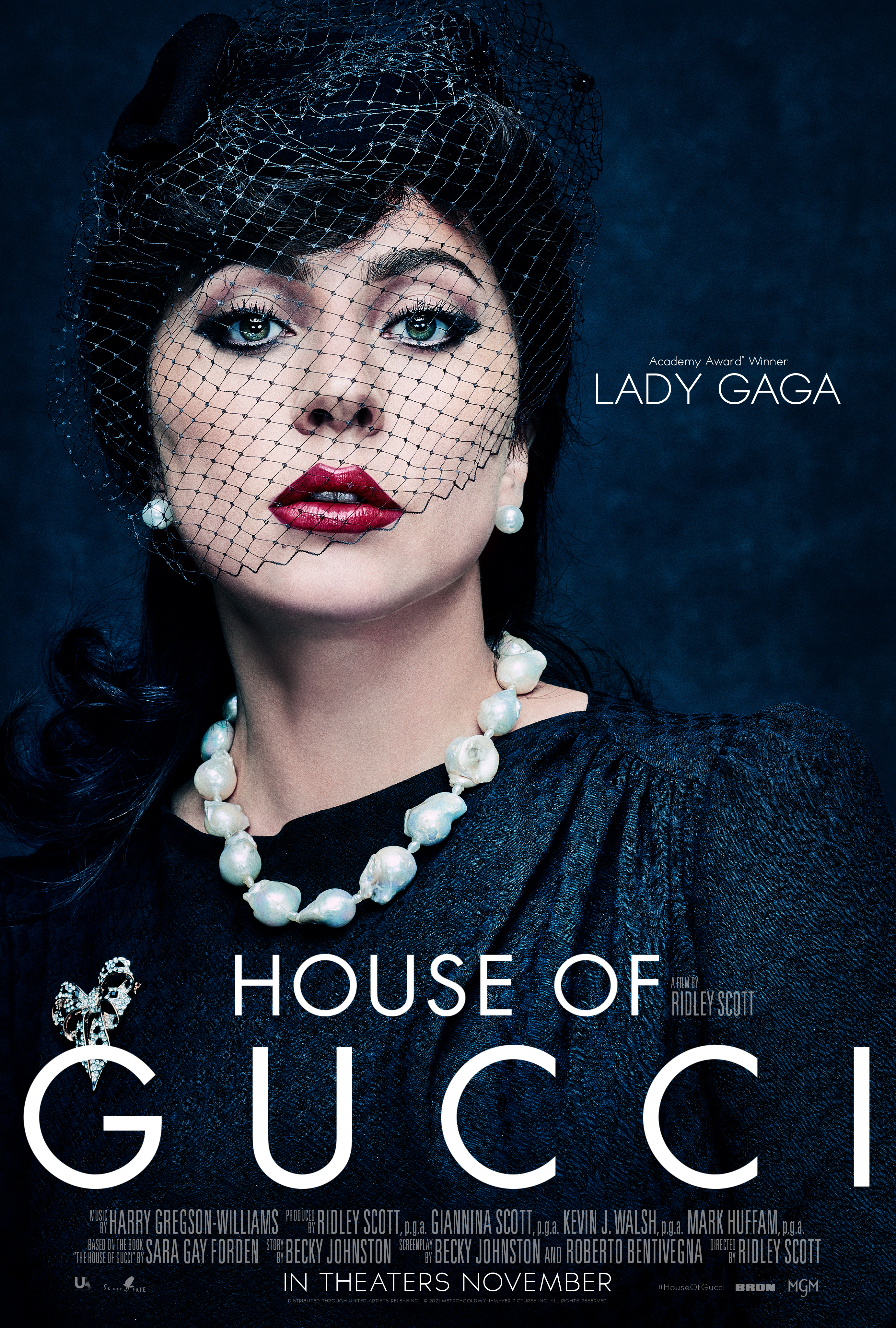 House Of Gucci Main Poster