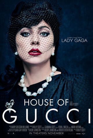 House Of Gucci (2021) Main Poster