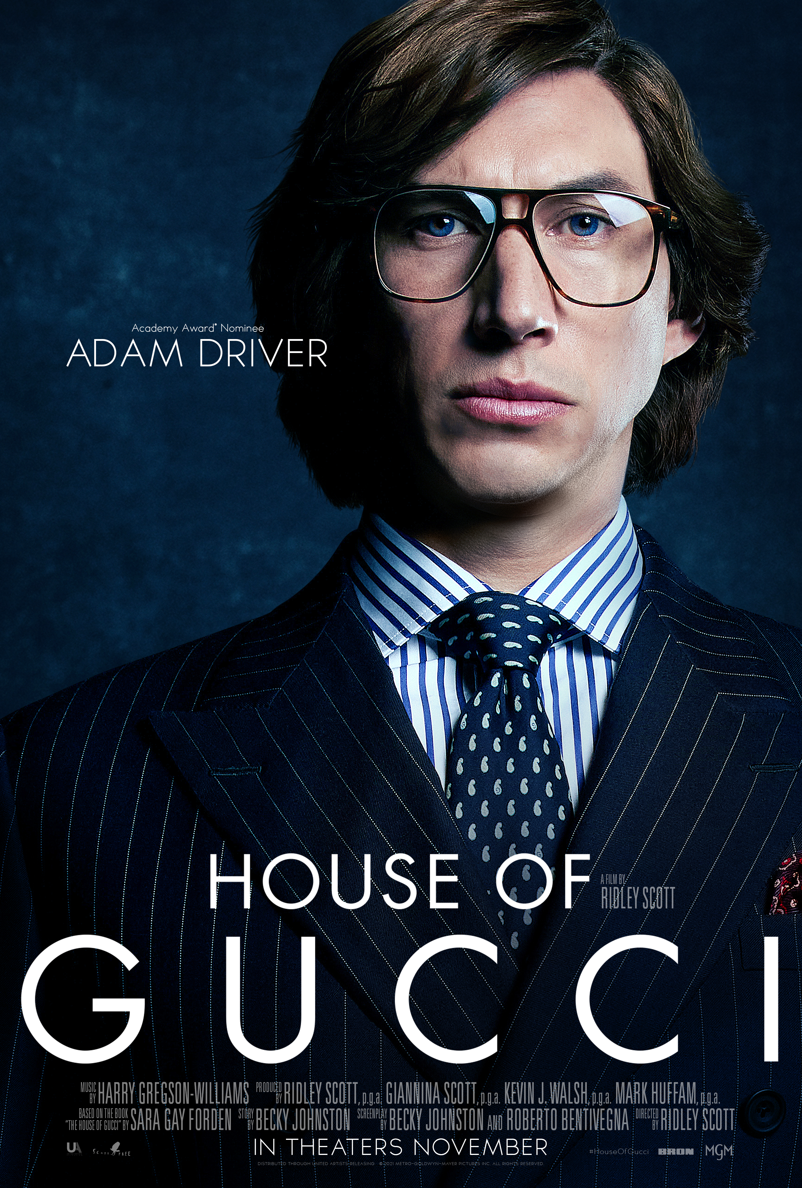 House Of Gucci (2021) Poster #10