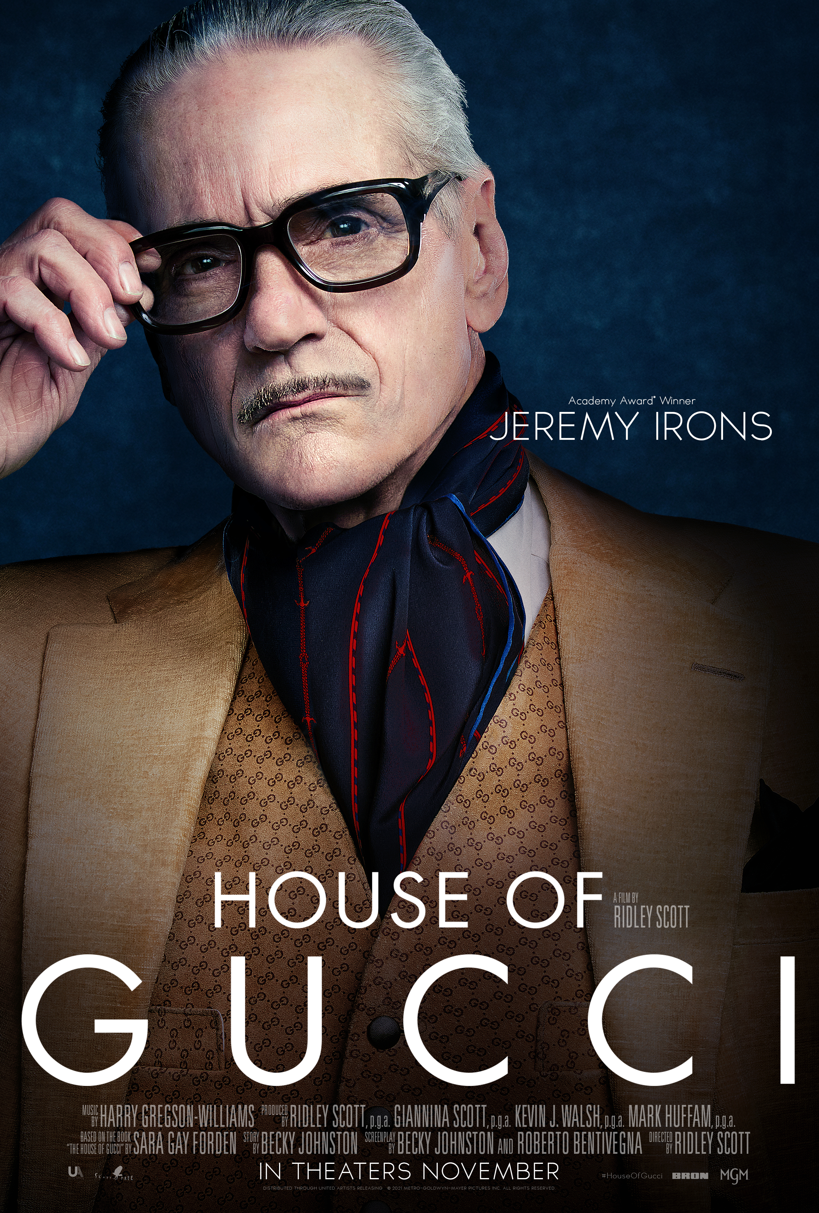 House Of Gucci (2021) Poster #9