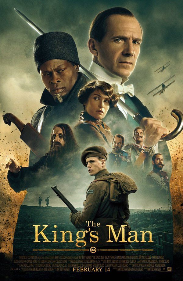 The King's Man (2021) Main Poster