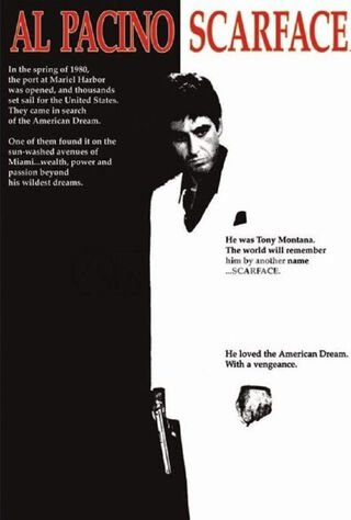 Scarface (1983) Main Poster