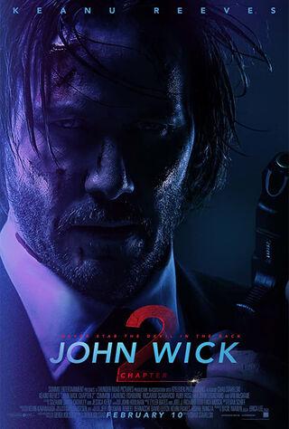 John Wick: Chapter 2 (2017) Main Poster