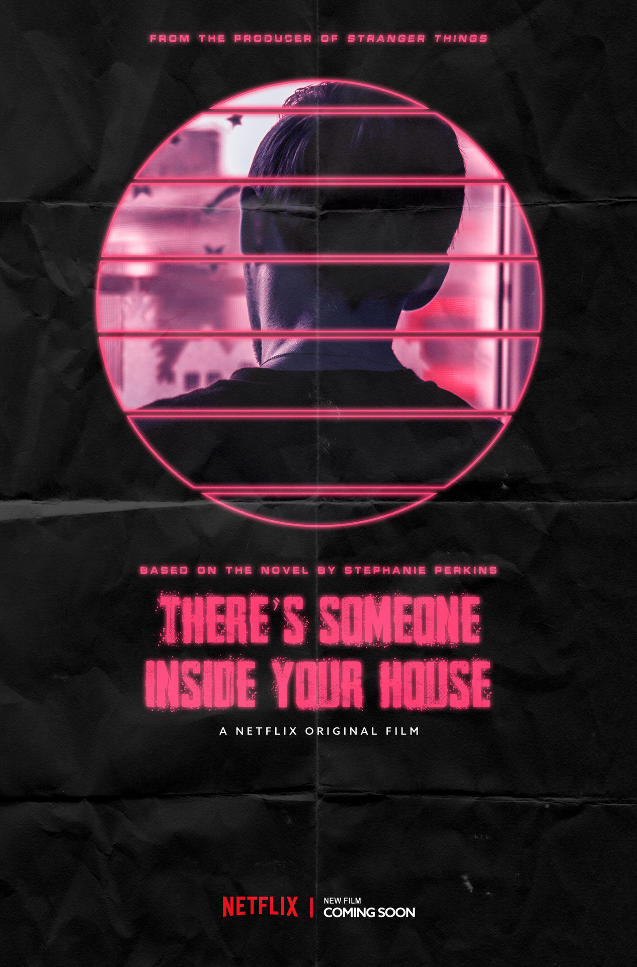 There's Someone Inside Your House (2021) Main Poster