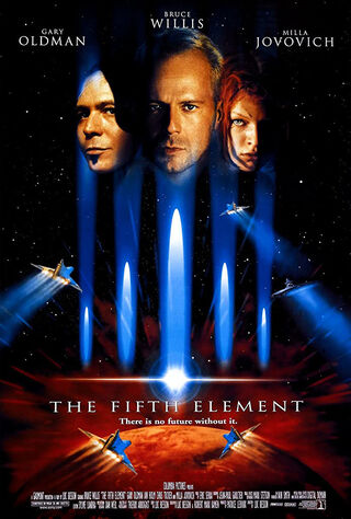 The Fifth Element (1997) Main Poster