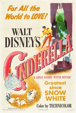 Cinderella (1950) Main Poster