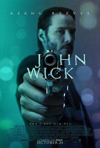 John Wick (2014) Main Poster