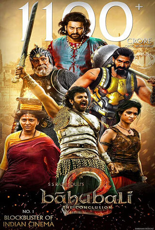 Baahubali 2: The Conclusion (2017) Main Poster