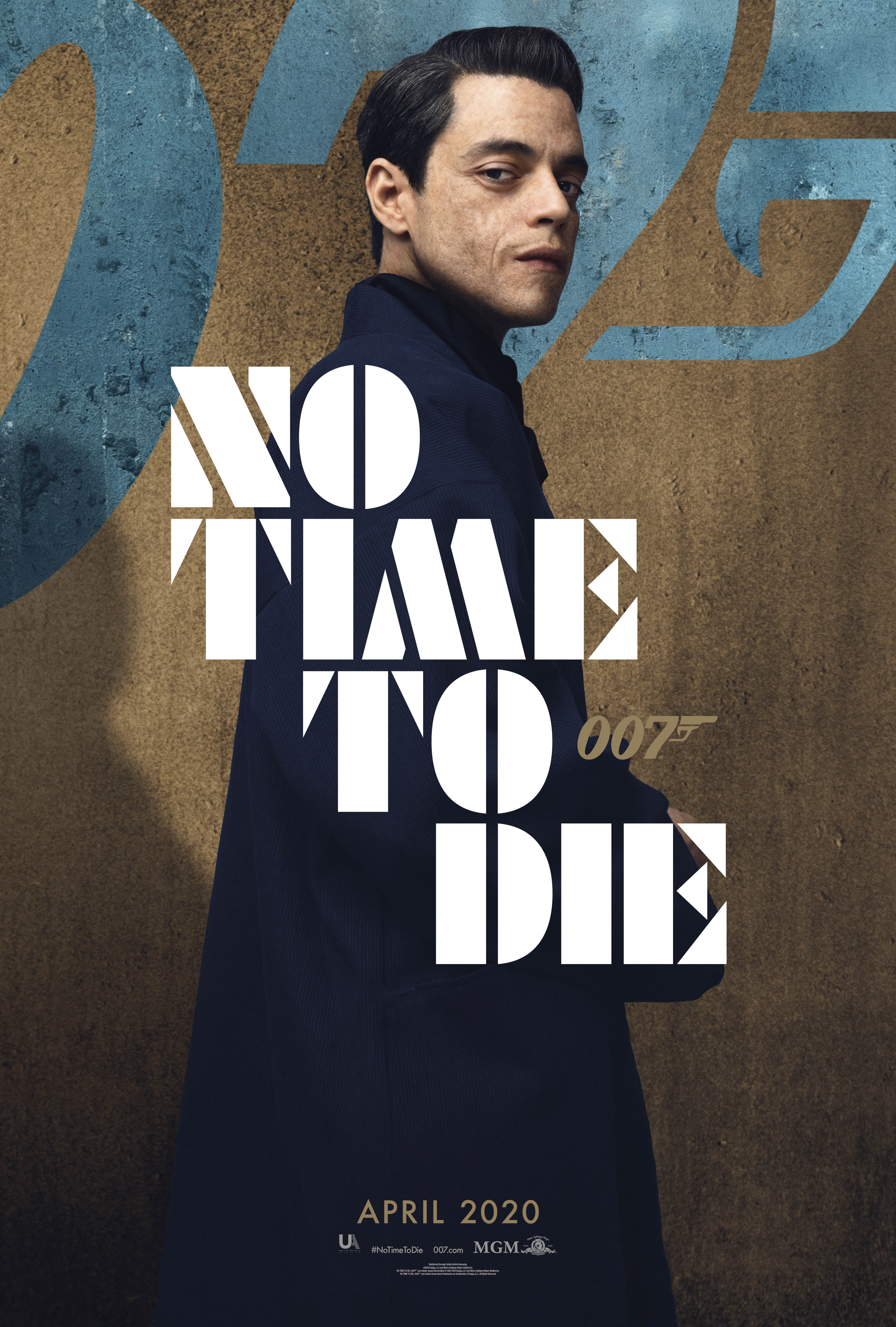 No Time To Die (2021) Poster #16