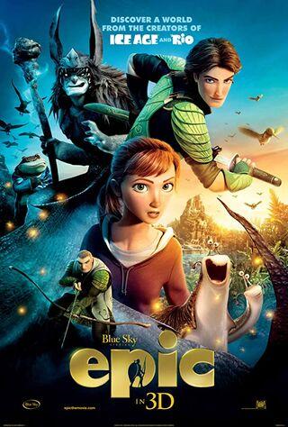 Epic (2013) Main Poster