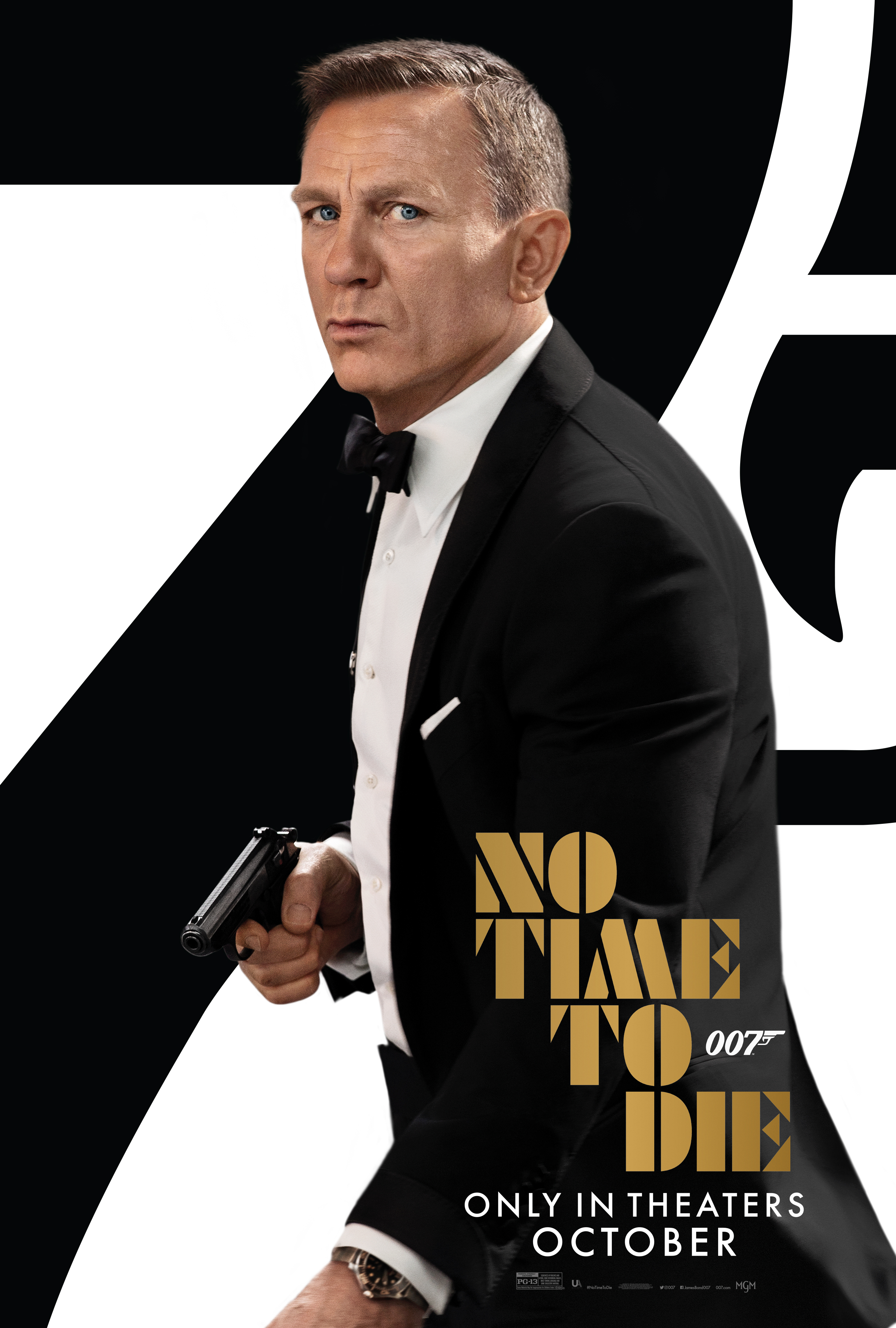 No Time To Die (2021) Poster #17