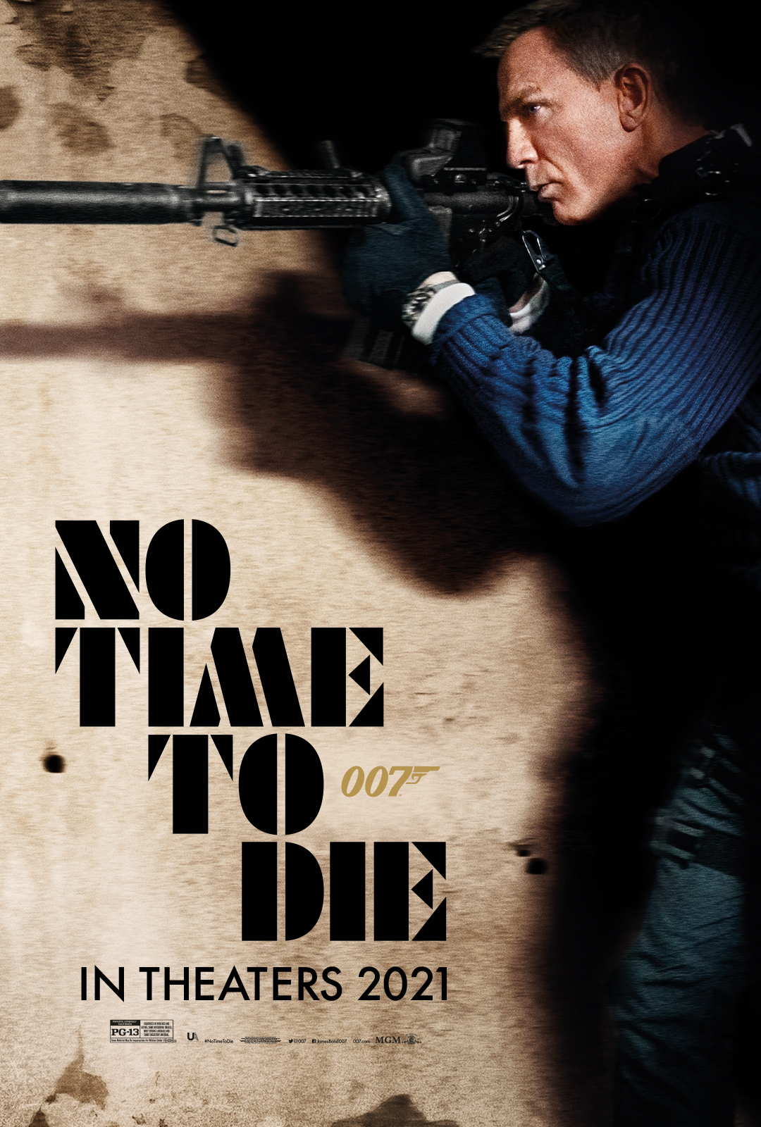 No Time To Die (2021) Poster #20