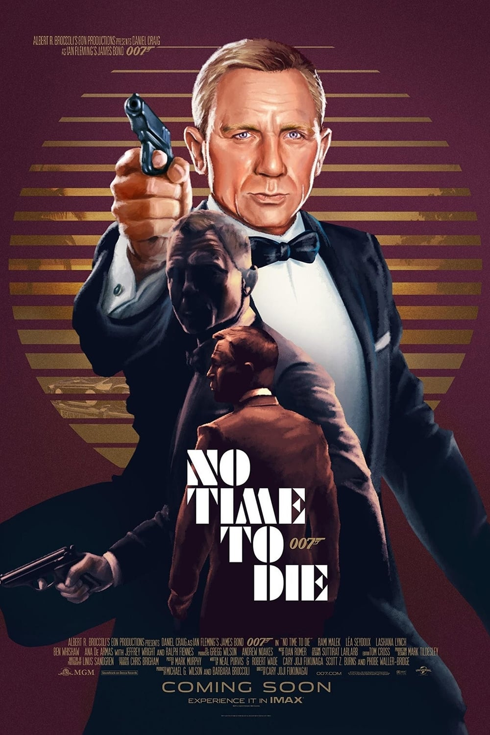 No Time To Die (2021) Poster #23