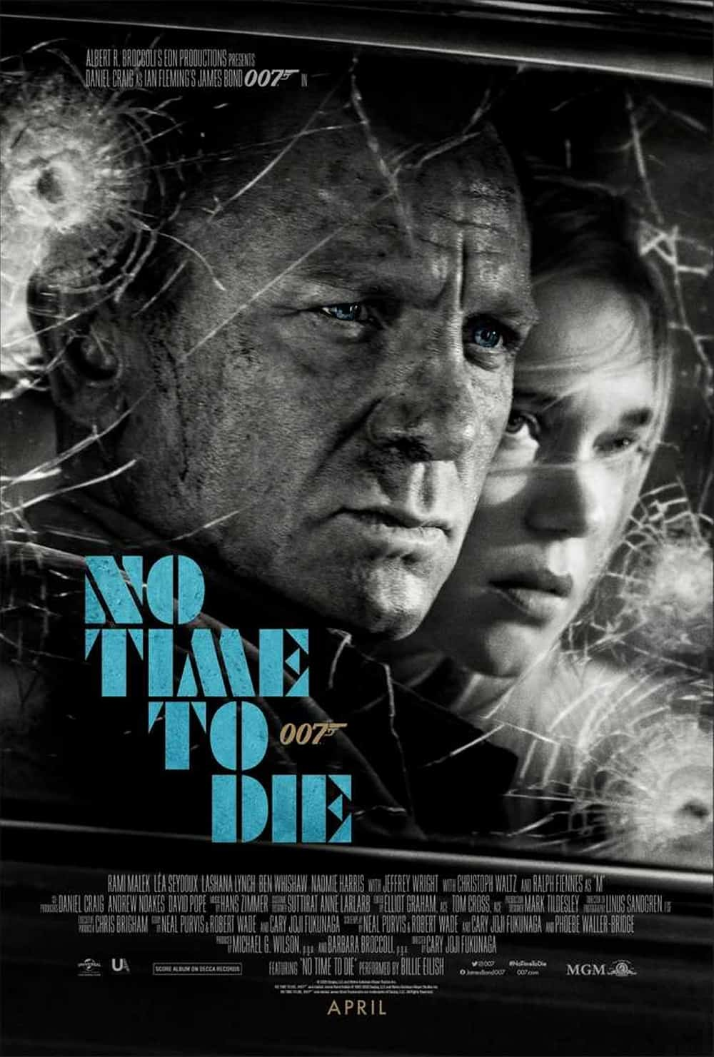 No Time To Die (2021) Poster #26