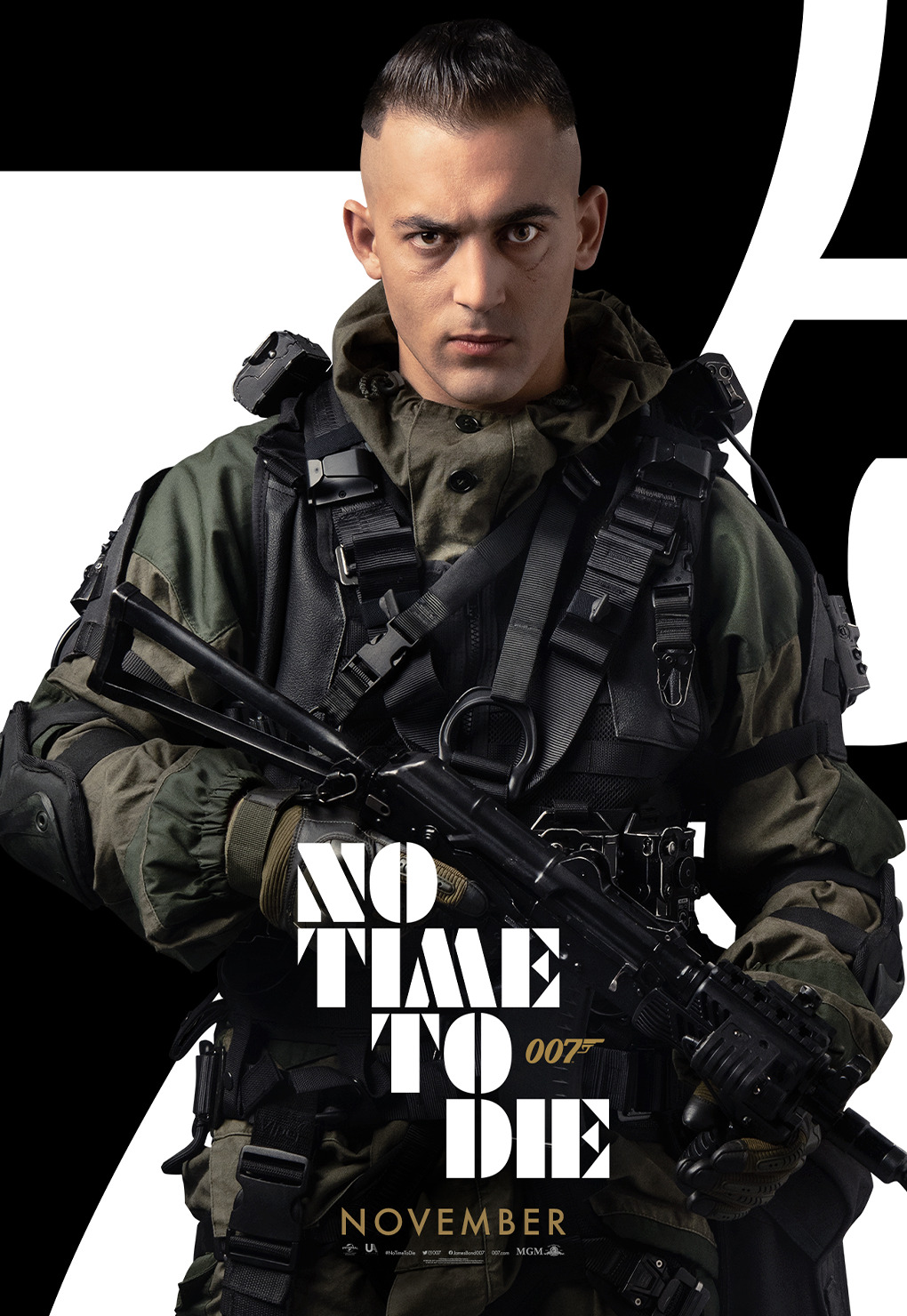 No Time To Die (2021) Poster #14