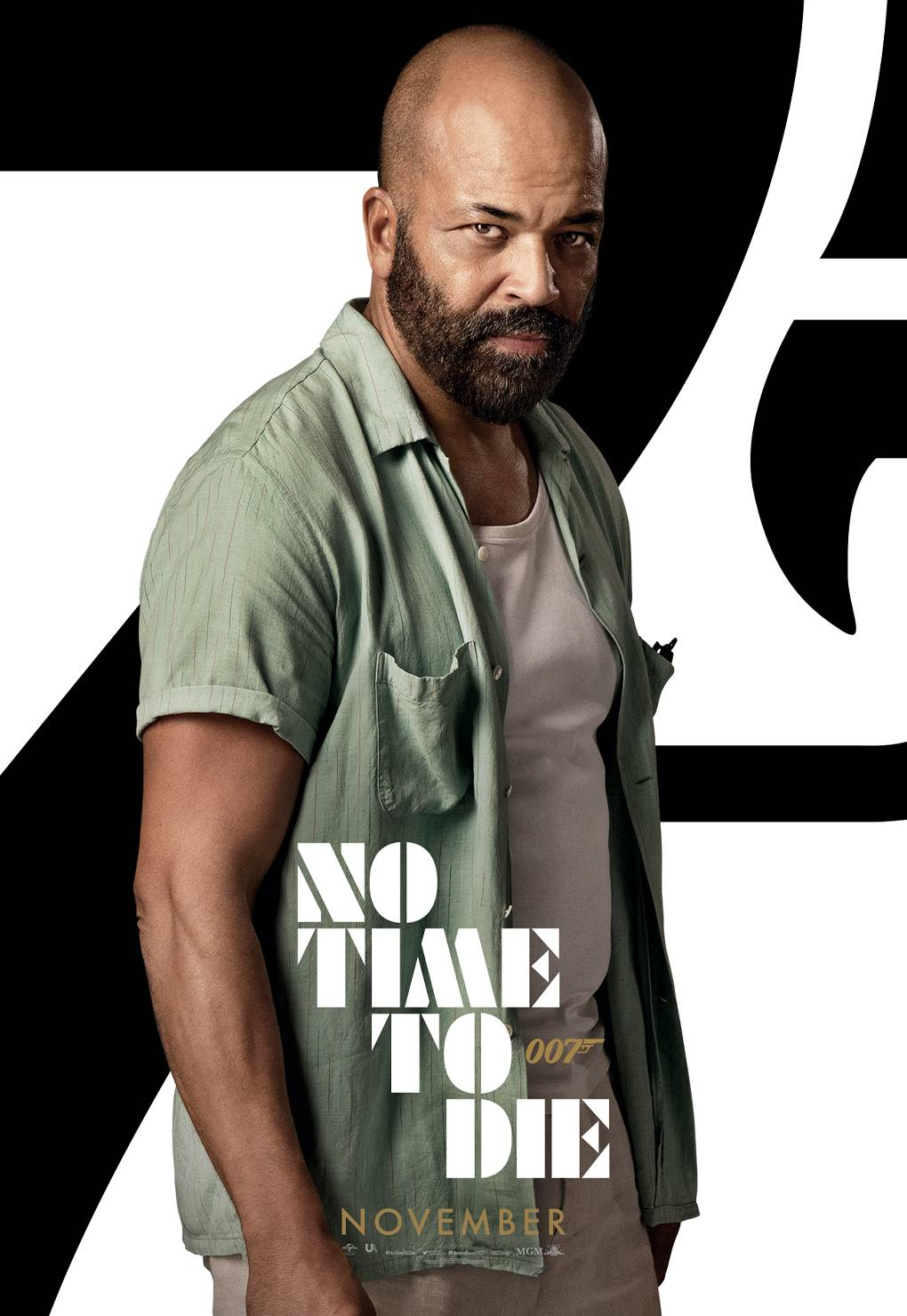 No Time To Die (2021) Poster #2