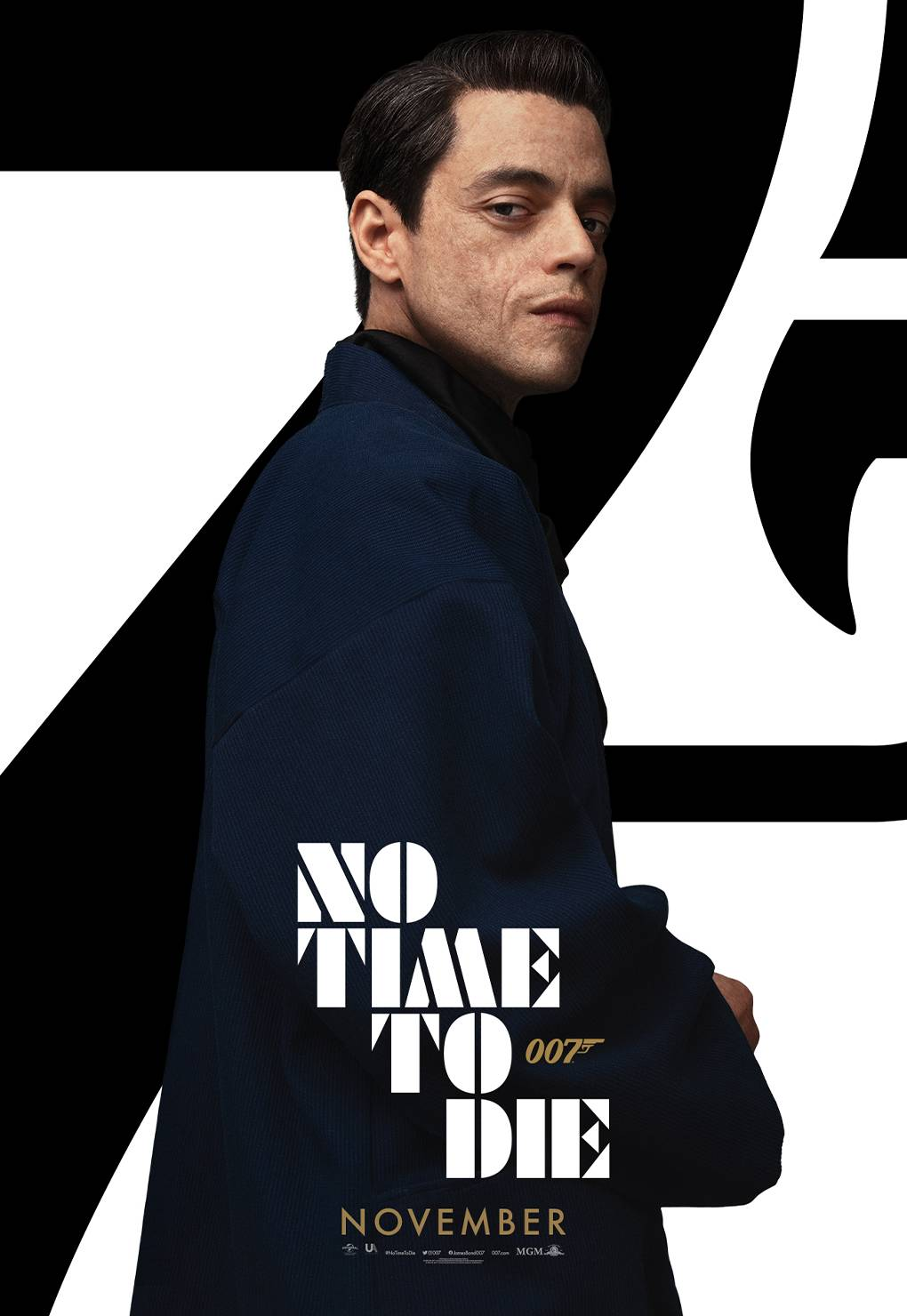No Time To Die (2021) Poster #3