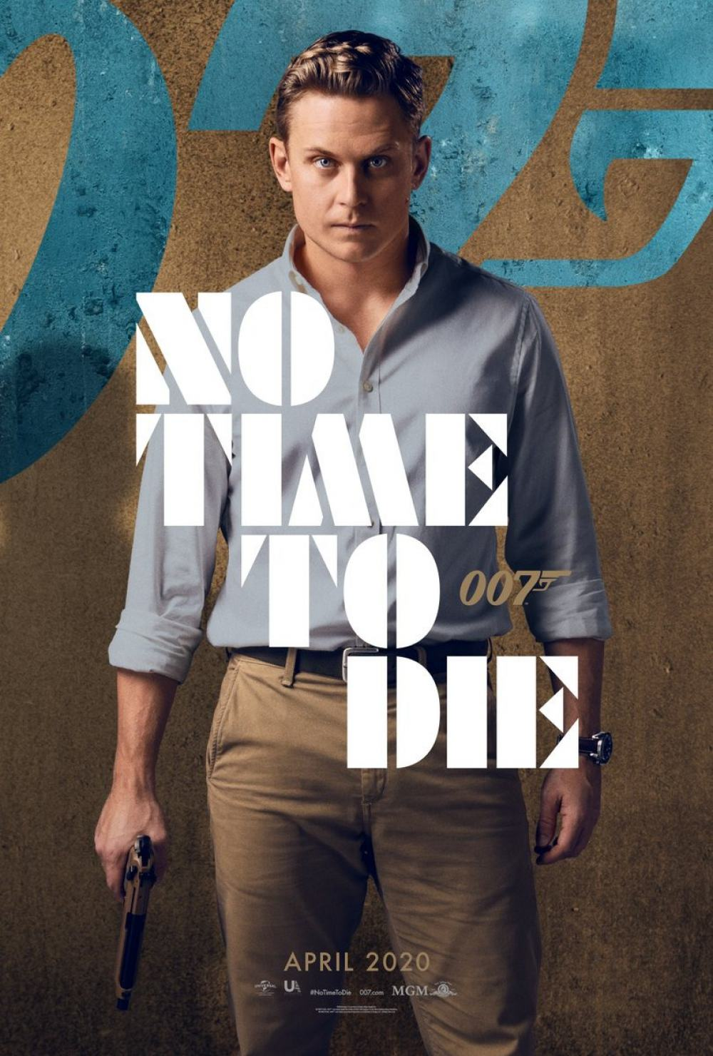 No Time To Die (2021) Poster #4
