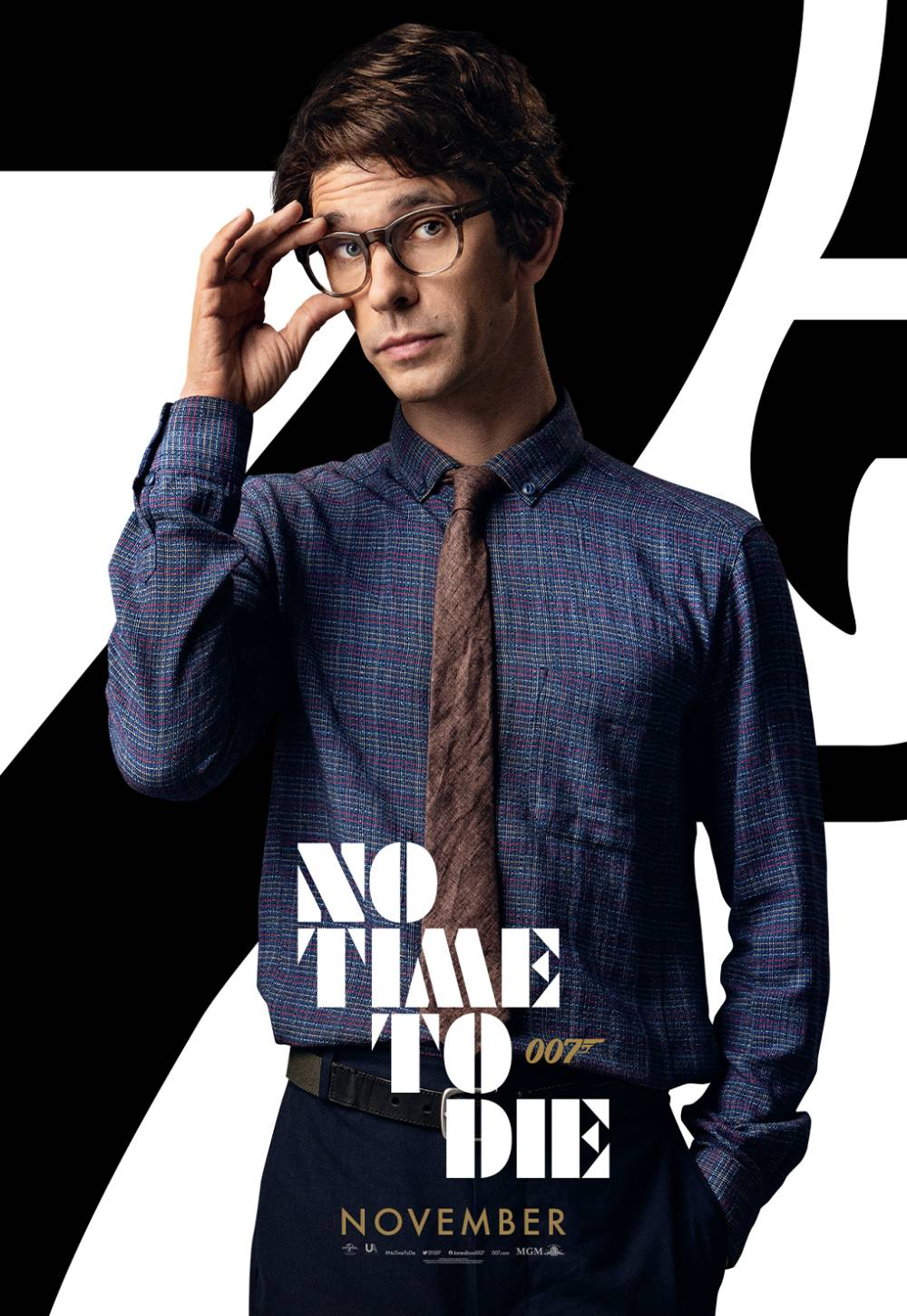No Time To Die (2021) Poster #6