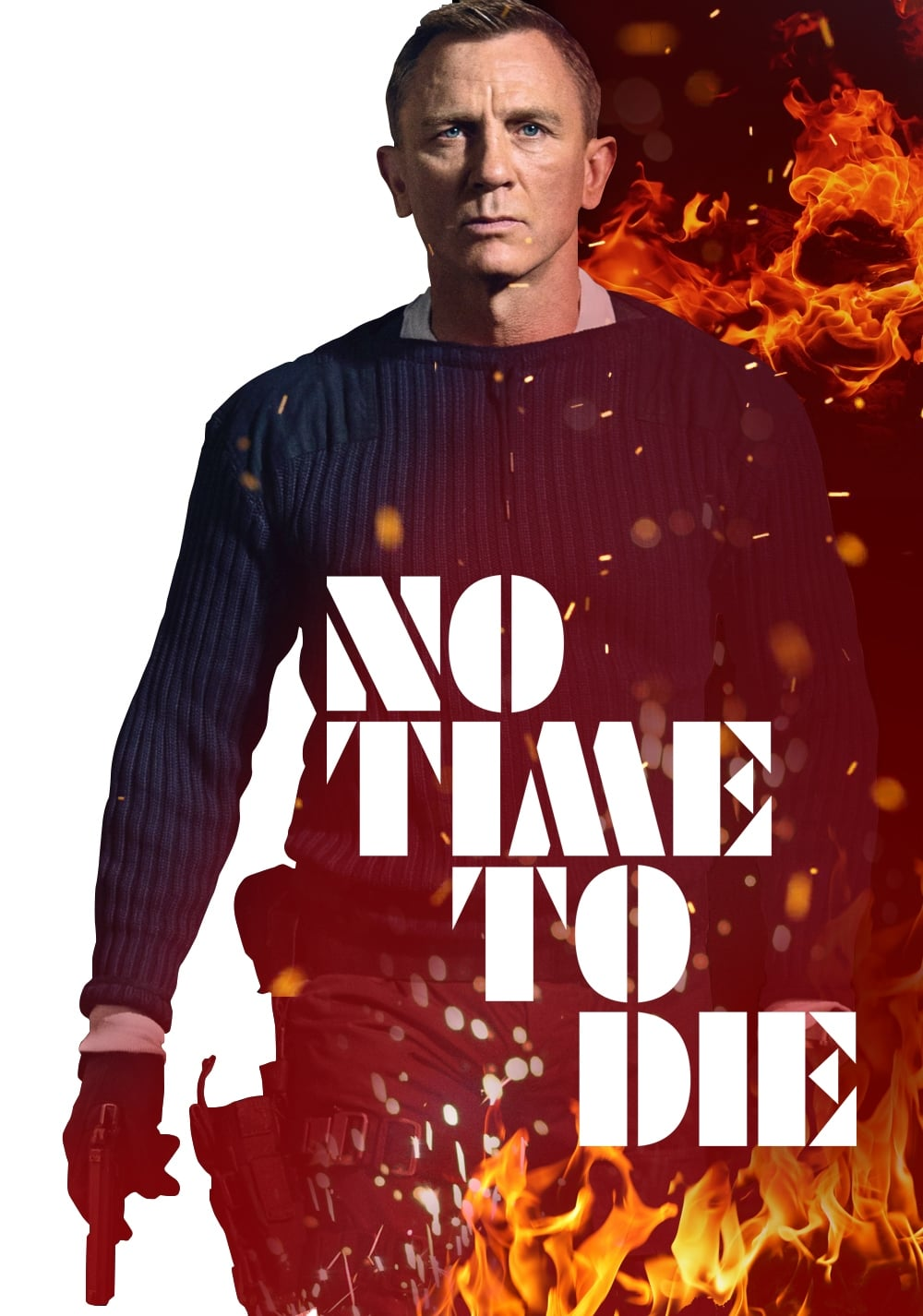 No Time To Die (2021) Poster #8