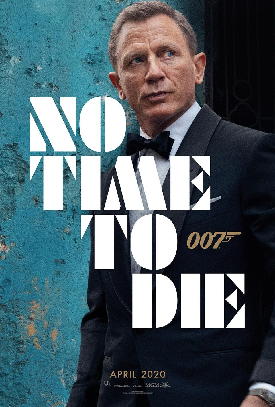 No Time To Die (2021) Poster #9