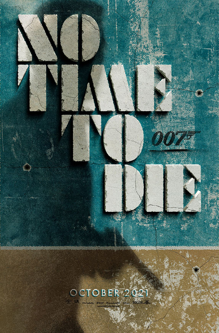 No Time To Die (2021) Poster #10