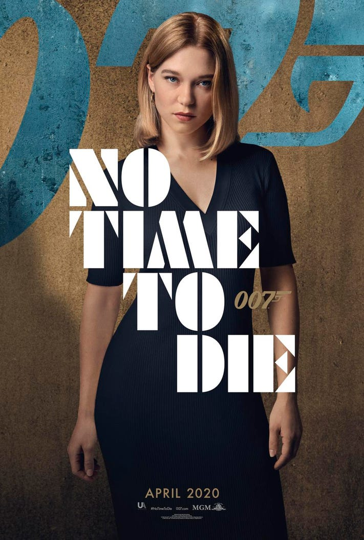 No Time To Die (2021) Poster #11