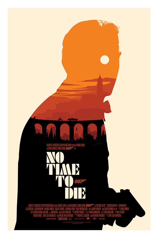 No Time To Die (2021) Poster #12
