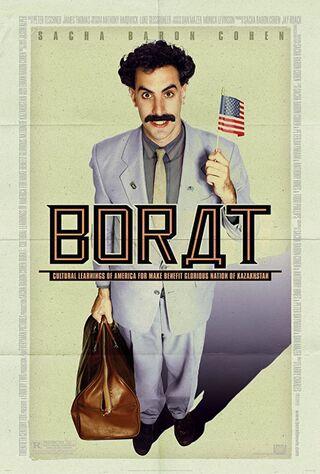Borat: Cultural Learnings of America for Make Benefit Glorious Nation of Kazakhstan (2006) Main Poster