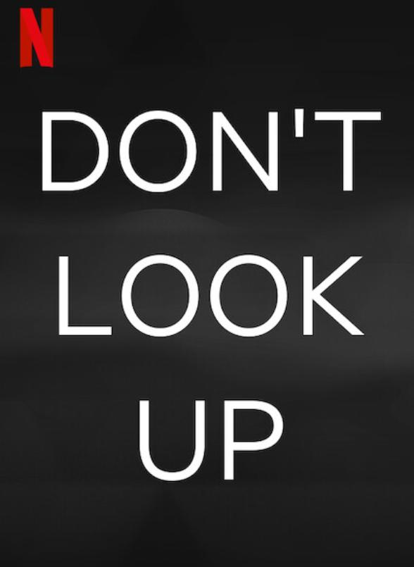 Don't Look Up (2021) Poster #1