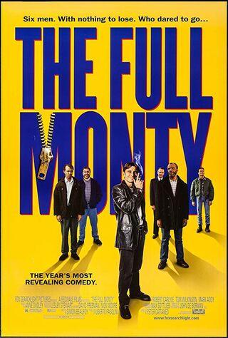 The Full Monty (1997) Main Poster