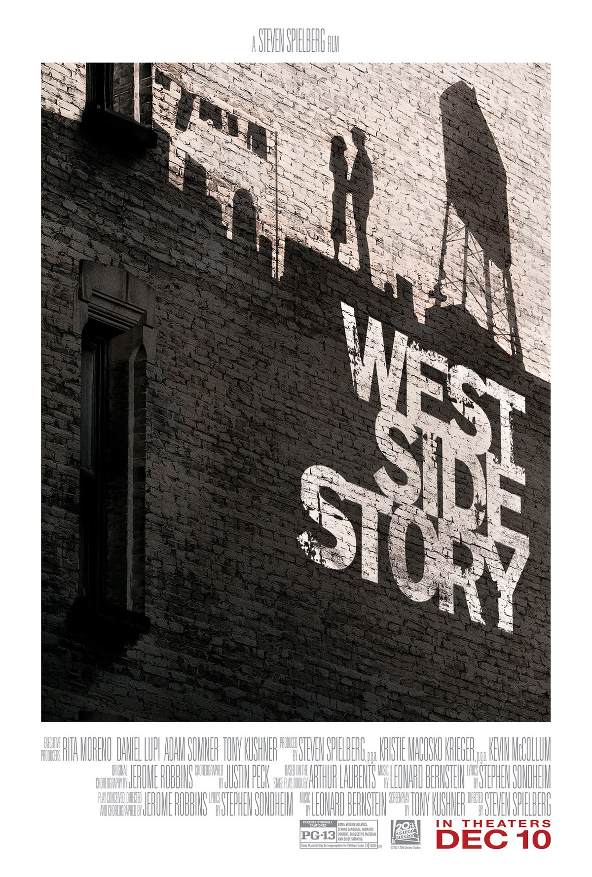 West Side Story (2021) Main Poster